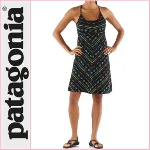 Patagonia Black Spright Dress